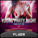 Young Party Night Flyer - GraphicRiver Item for Sale