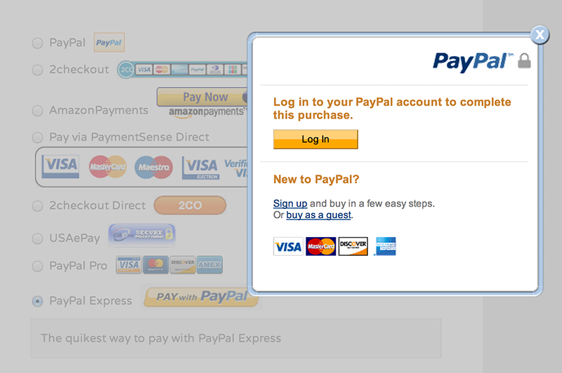how to connect woocommerce to paypal plus