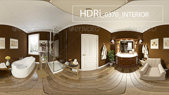 0370 Interoir HDRi - 3DOcean Item for Sale