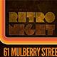 Retro Night V2 - GraphicRiver Item for Sale