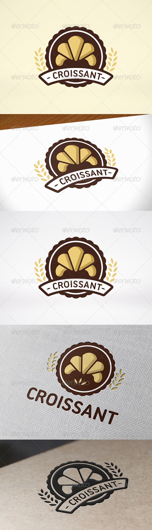 Bakery Logo Template - Food Logo Templates