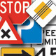 340 Vectorized Standard Traffic Signs - GraphicRiver Item for Sale