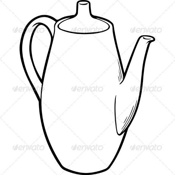 Jar - Man-made Objects Objects