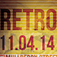 Retro Night V3 - GraphicRiver Item for Sale