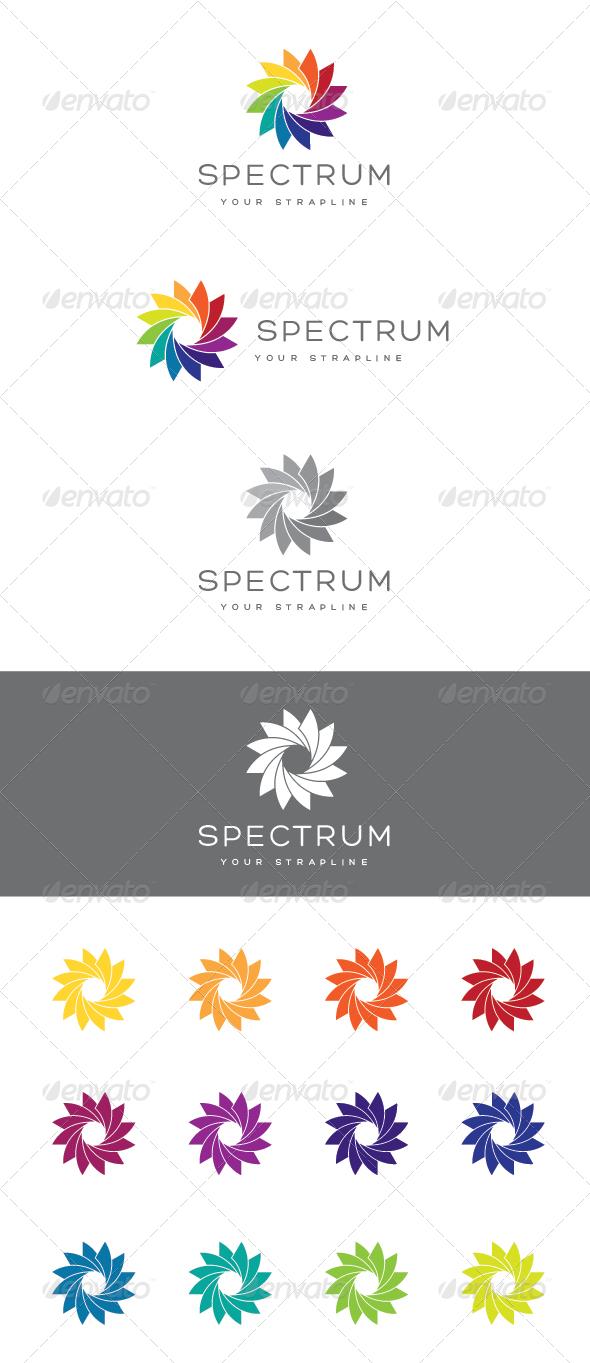 Spectrum Logo - Symbols Logo Templates