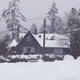 Winter Village in Snowfall - 20 - VideoHive Item for Sale