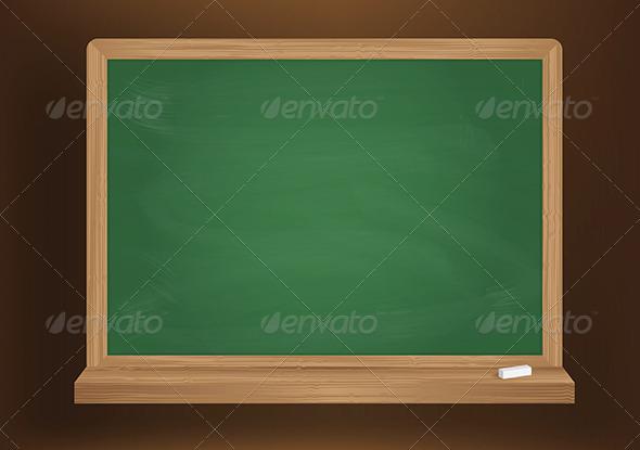 Board  - Objects Vectors