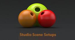Studio Scene Setups