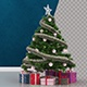 Christmas Tree / Looped - VideoHive Item for Sale