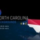 North Carolina State Election Backgrounds 4K - 7 Pack - VideoHive Item for Sale