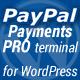 PayPal PRO Payment Terminal Wordpress