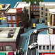 Low poly City Megapack (42 models) - 3DOcean Item for Sale