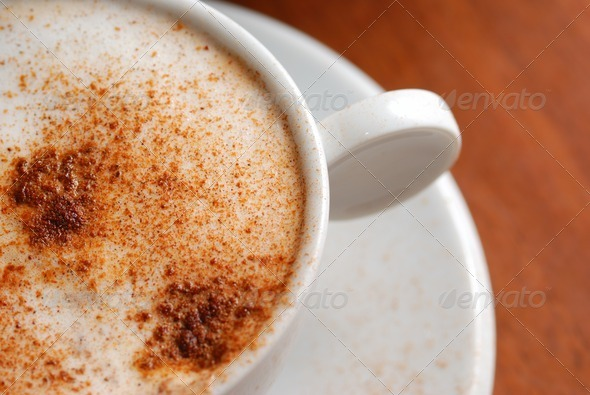 Cappuccino - Stock Photo - Images