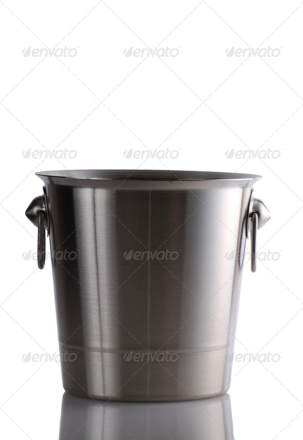 Champagne cooler - Stock Photo - Images