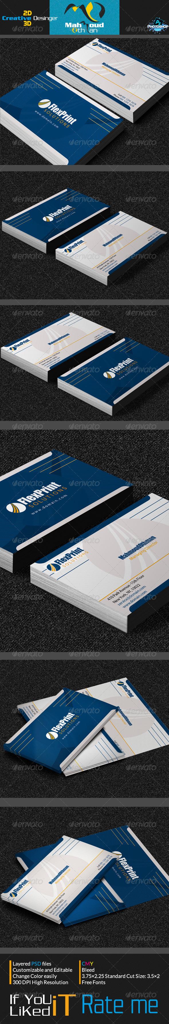 Creative Business Card V08 - Creative Business Cards