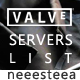 Valve Servers List - CodeCanyon Item for Sale