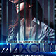 Maxclube Flyer Template - GraphicRiver Item for Sale