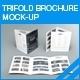 Trifold Brochure Mock-up 02 - GraphicRiver Item for Sale