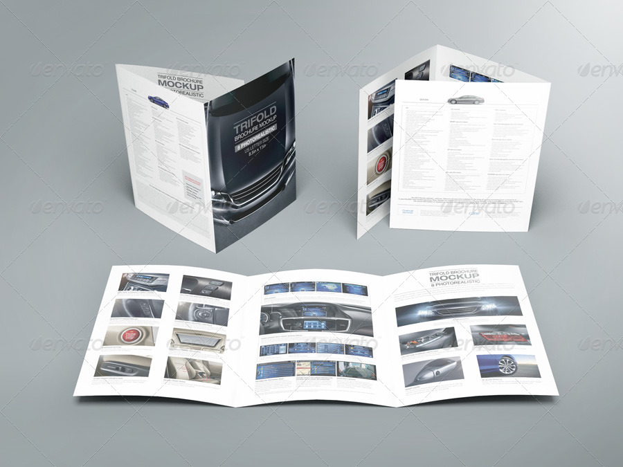 brochure mock up Tri-fold brochure mockup psd an editable tri-fold brochure mockup against a customizable backdrop to showcase your client a final project download it here.