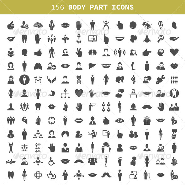 People Icons - Miscellaneous Vectors