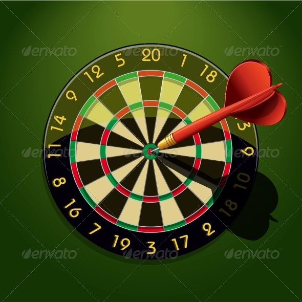 Dartboard  - Concepts Business
