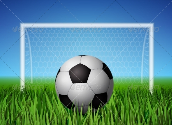 Soccer Ball - Sports/Activity Conceptual