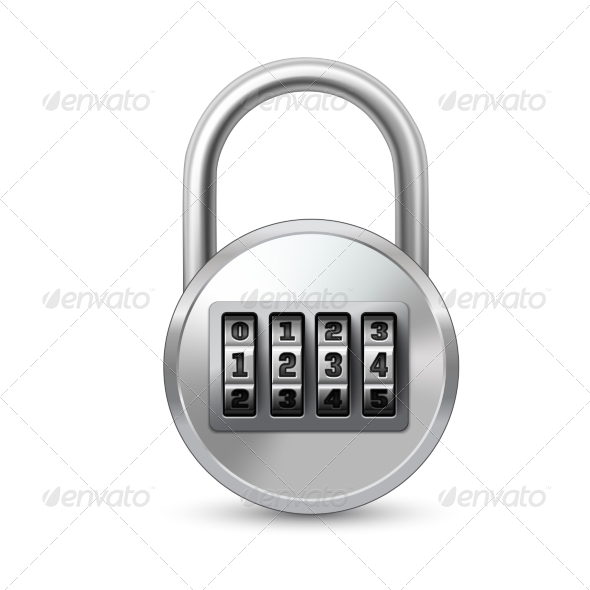 Combination Lock - Concepts Business