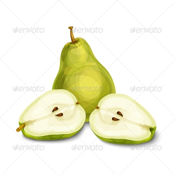 Pears - Food Objects