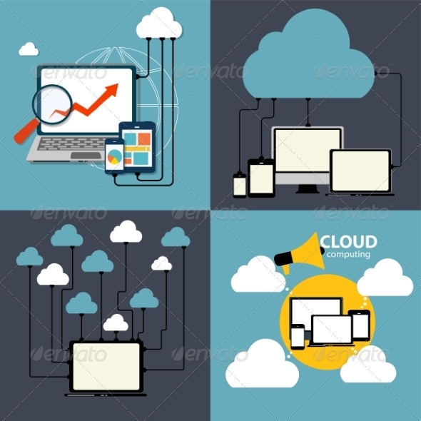 Cloud Computing Concept - Web Technology