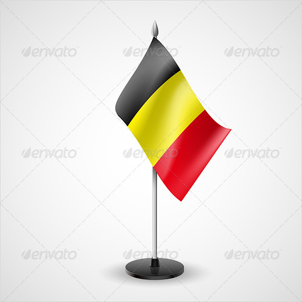 Table Flag of Belgium - Miscellaneous Vectors