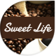 Sweet Life - Café and Restaurant WP Theme Nulled