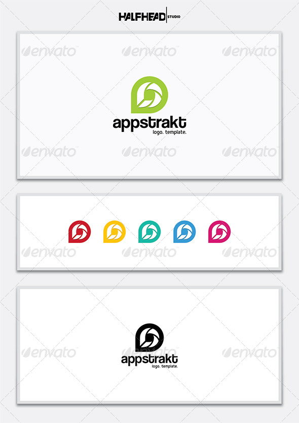 Appstract Logo Template - Symbols Logo Templates