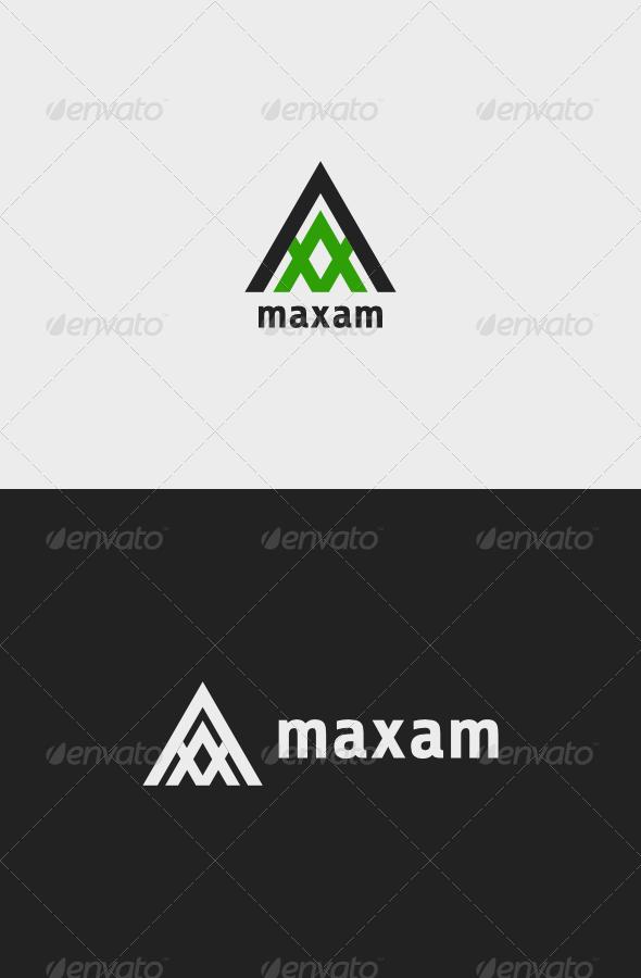 Maxam Logo - Vector Abstract