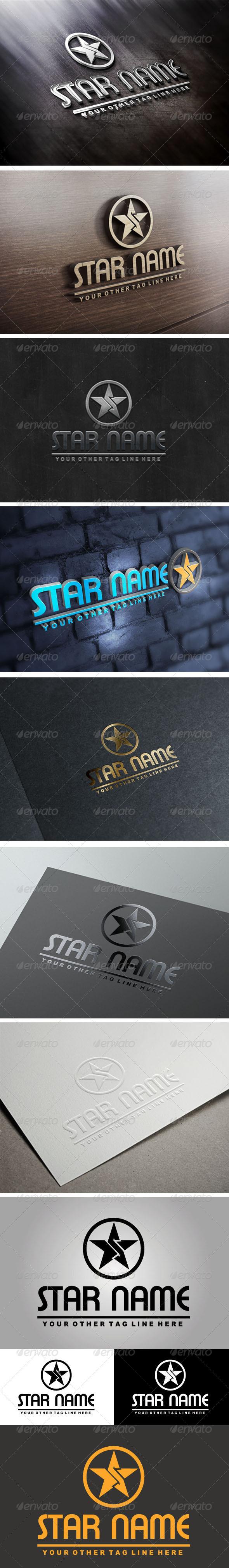 Star Logo - Symbols Logo Templates