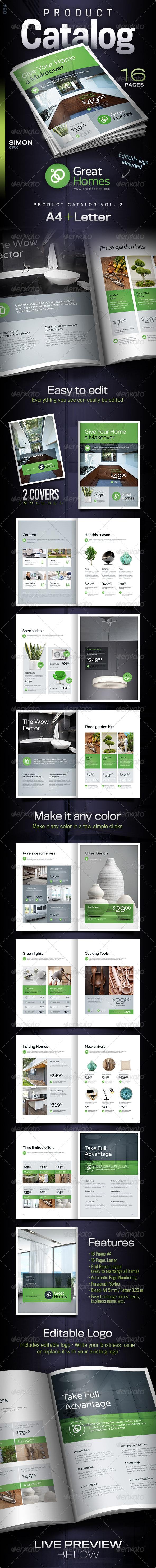 Product Catalog Vol. 2 - Catalogs Brochures