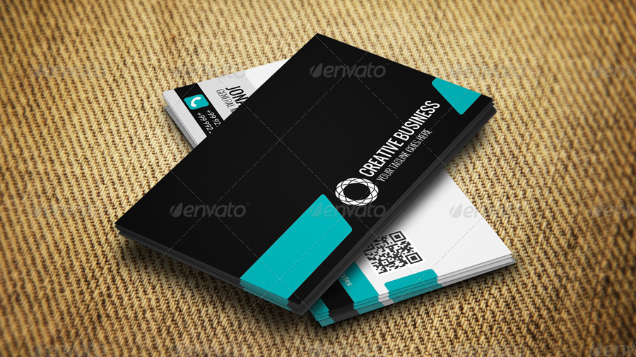 Corporate Business Card AN0275