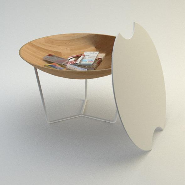 GriddyTable - 3DOcean Item for Sale
