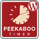 Peekaboo Timer - CodeCanyon Item for Sale