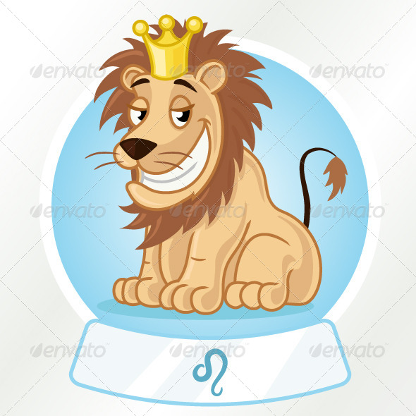 Leo Horoscope Sign - Animals Characters