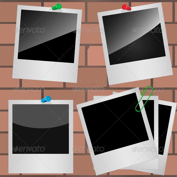 Photo Frames - Retro Technology