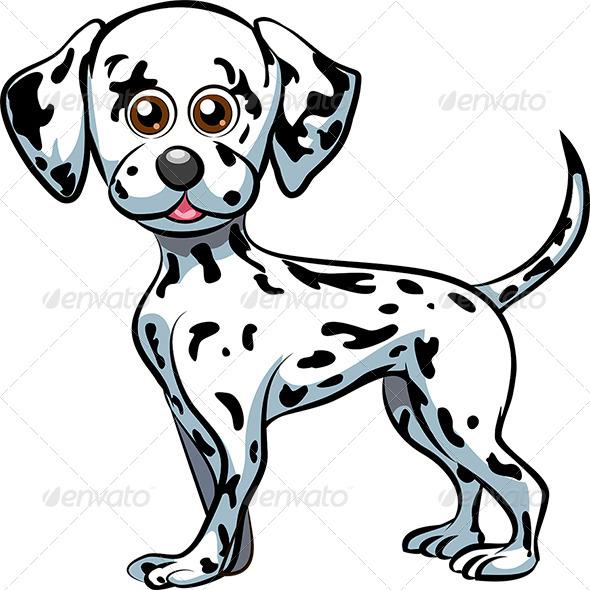 Dalmatian - Animals Characters