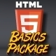 HTML5 Basics - Tuts+ Marketplace Item for Sale