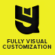 QUE - Customizable Portfolio Theme Nulled