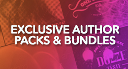 Exclusive Author Bundles & Packs