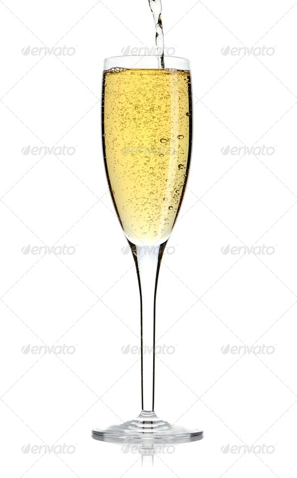 Champagne - Stock Photo - Images