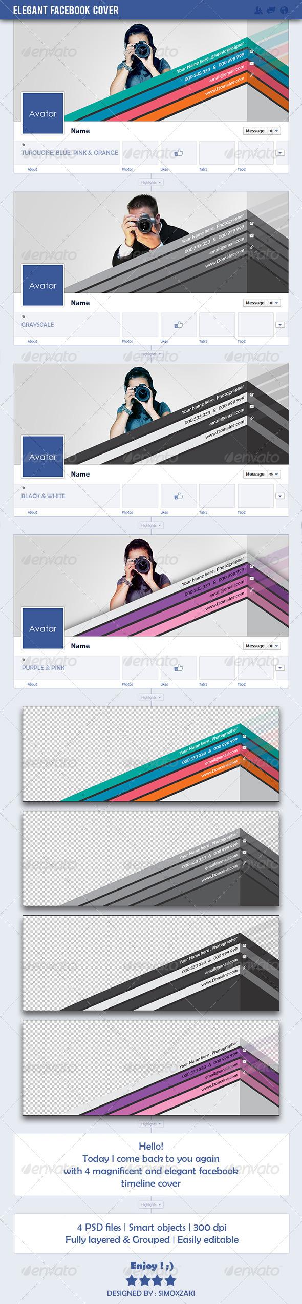 Elegant facebook Cover - Facebook Timeline Covers Social Media
