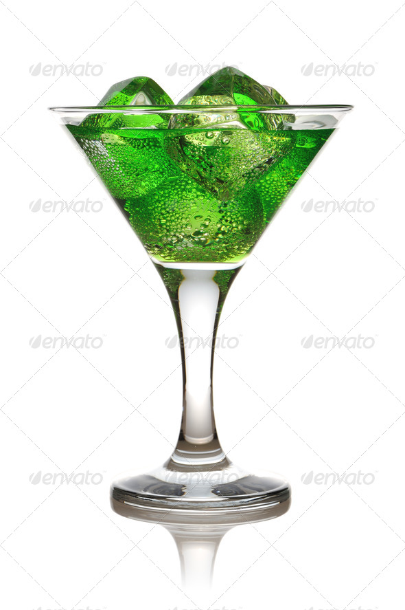 Margarita/Daiquiri cocktail - Stock Photo - Images