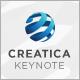 Creatica - Modern Keynote Template - GraphicRiver Item for Sale
