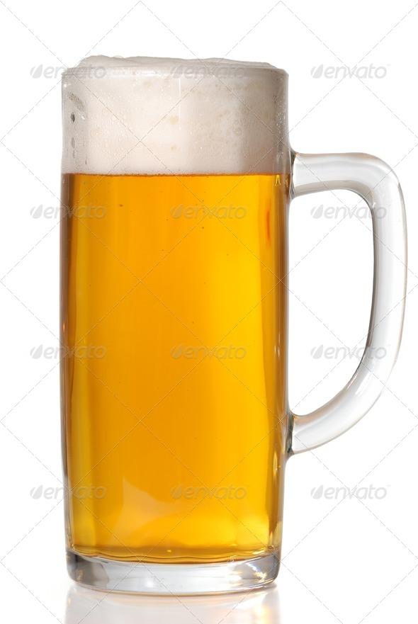 Beer mug - Stock Photo - Images