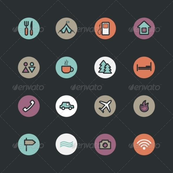 App Icons - Web Technology